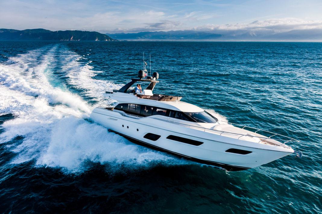 Ferretti Yachts 50