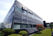 Sony Corporation Sede