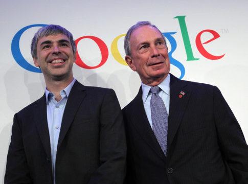 Michael Bloomberg e Lerry Page sono due tra gli ingegneri più ricchi al mondo, secondo la classifica di Forbes