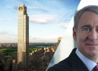 L'appartamento più costoso degli Stati Uniti è appena stato venduto a New York. L'imprenditore statunitense Ken Griffin ha acquistato per 238 milioni di dollari un attico al 220 di Central Park South. E non si tratta del primo acquisto dell'anno da parte del miliardario, che all'inizio di gennaio, si è aggiudicato un palazzo del XIX secolo a Londra (nei pressi di St. James park) per 95 milioni di pounds, ovvero circa 120 milioni di dollari. Il grattacielo nel quale è situato l'appartamento è un edificio in stile post-moderno i cui lavori di costruzione sono iniziati nel 2014. Secondo le previsioni, il grattacielo sarà completato entro la fine di quest'anno, al raggiungimento del 66esimo piano. L'abitazione che ospiterà Ken Griffin durante i soggiorni di lavoro nella grande mela, è stata pagata circa 100 mila dollari al metro quadro, motivo per cui è la casa più costosa degli Stati Uniti.