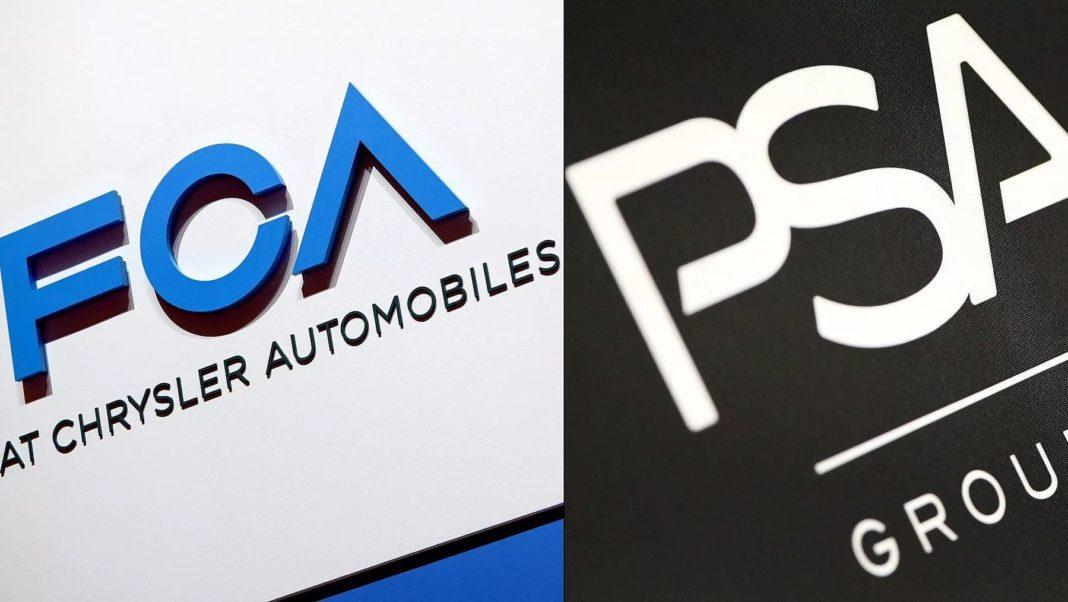 FCA-PSA Comunicato Fusione