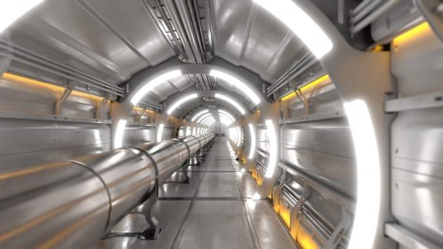 CERN - particelle