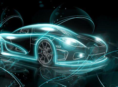 Auto Elettriche Batterie 15 Secondi Grafene