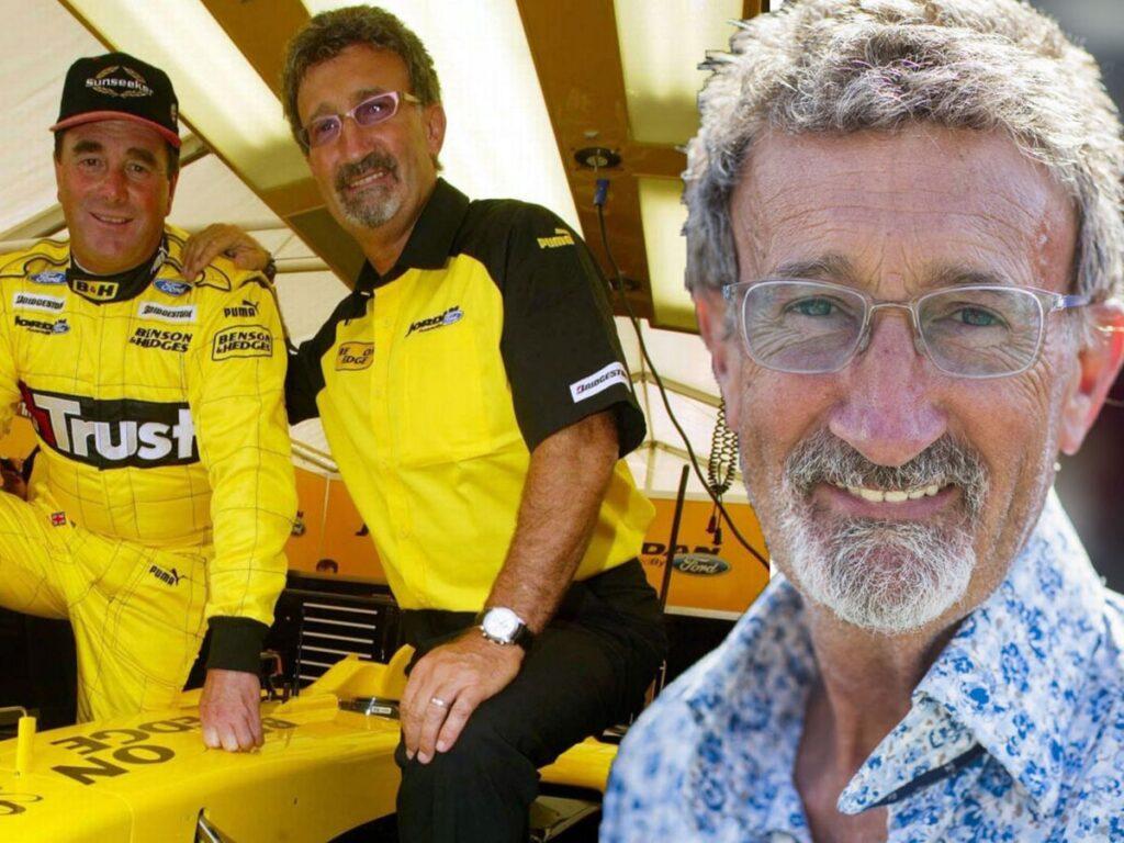 Eddie Jordan, una vita in F1