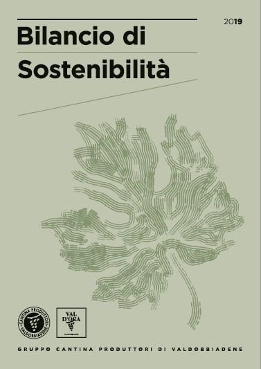 Copertina Bilancio di Sostenibilità