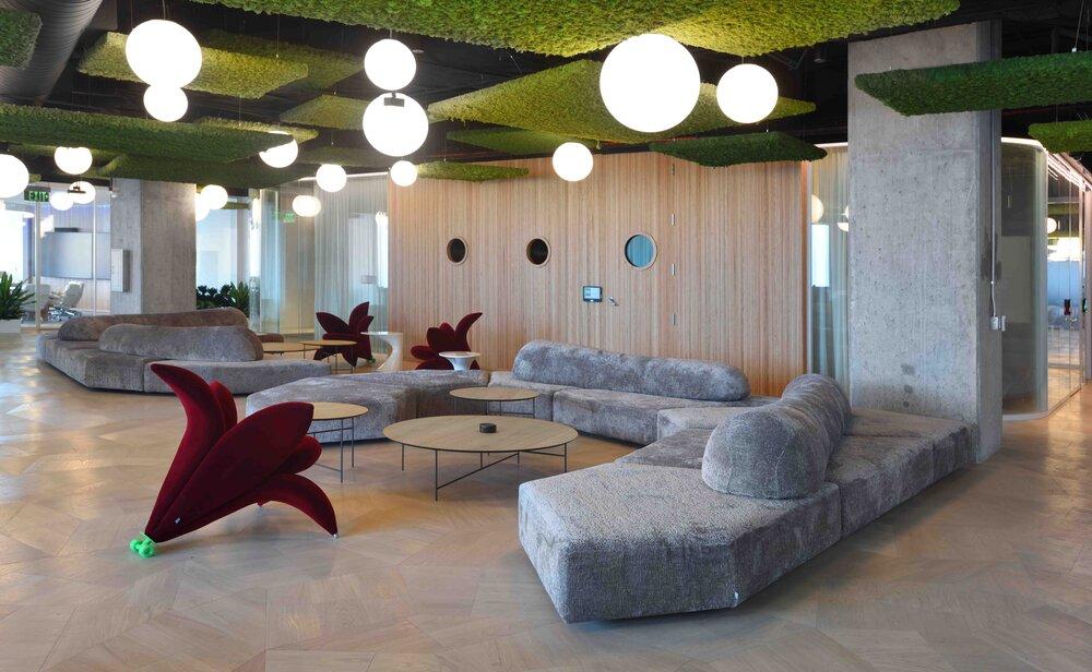 Uffici BCG di Miami. Fonte: stefanopasqualetti.com