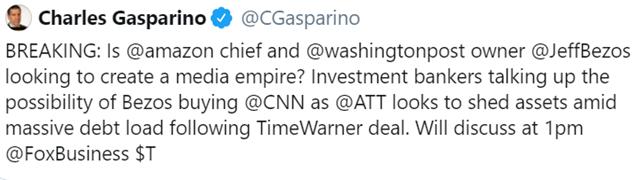 CNN Bezos AT&T