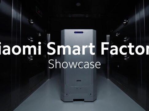 xiaomi fabbrica automatizzata automazione smart factory robot iot intelligent industria 4.0