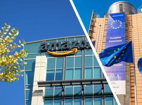 antitrust ue amazon commissione europea accusa dati concorrenza posizione dominante mercato