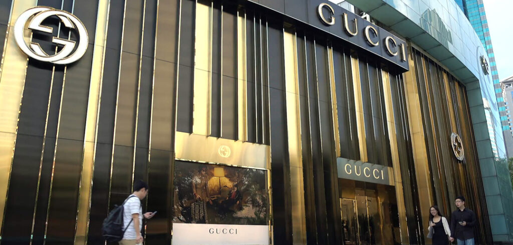 Gucci Alibaba