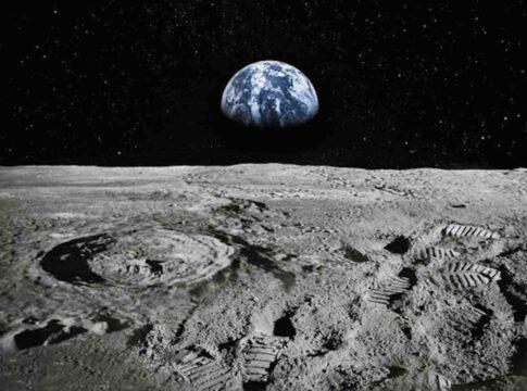 Nasa sulla Luna
