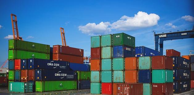 Containers per il commercio marittimo
