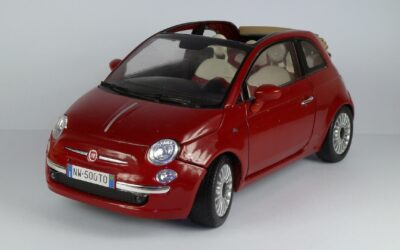 Fiat 500 elettrica: incentivi in KiriCoin per chi la guida