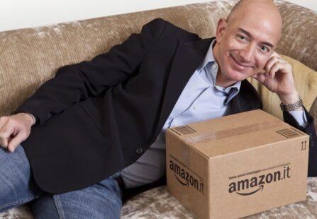 Bezos si dimette da CEO Amazon: l'ultima lettera agli azionisti