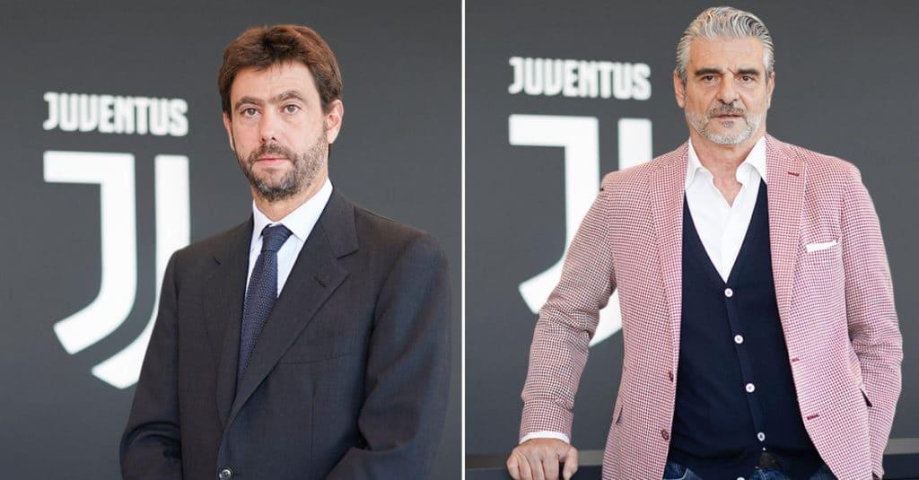Maurizio Arrivabene AD Juventus