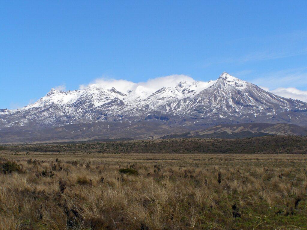 Parco Nazionale Tongarino, Nuova Zelanda. Location in cui è stata ambientata Mordor